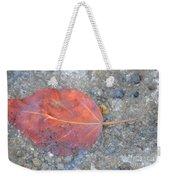 Seasonal Signage Weekender Tote Bag