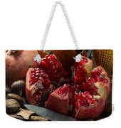 Seasonal Still-life Weekender Tote Bag