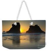 Seastacks, Oregon Weekender Tote Bag