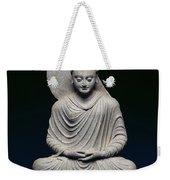 Seated Buddha Weekender Tote Bag