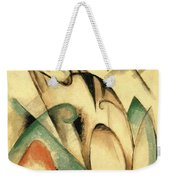 Seated Mythical Animal 1913 Weekender Tote Bag