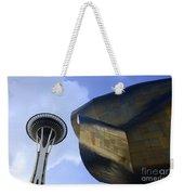 Seattle Emp Building 4 Weekender Tote Bag