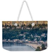 Seattle From The Air Weekender Tote Bag