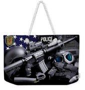 Seattle Police Weekender Tote Bag