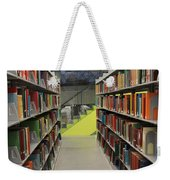 Seattle Public Library Weekender Tote Bag