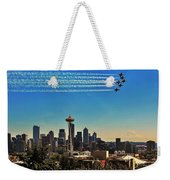 Seattle Seafair Weekender Tote Bag