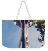 Seattle Space Needle Weekender Tote Bag