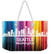 Seattle Wa 2 Weekender Tote Bag
