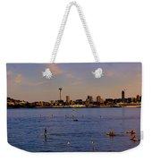 Seattle Waterfront 2 Weekender Tote Bag