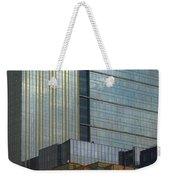 Seattle Windows Weekender Tote Bag