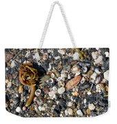 Seaweed And Shells Weekender Tote Bag