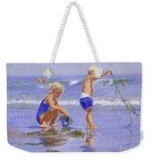 Seaweed Play Weekender Tote Bag