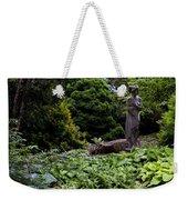 Secluded Garden Weekender Tote Bag