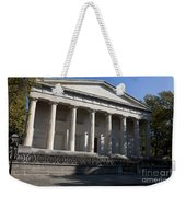 Second Bank Of The United States Weekender Tote Bag
