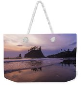 Second Beach Weekender Tote Bag