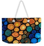 Second Chances - Abstract Art By Sharon Cummings Weekender Tote Bag