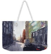 Second City Hustle Weekender Tote Bag