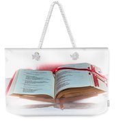 Second Sunday In Ordinary Time Weekender Tote Bag