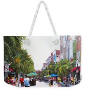 Second Sunday On King St. Weekender Tote Bag