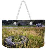 Second Thoughts Weekender Tote Bag