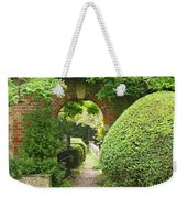 Secret English Garden Weekender Tote Bag