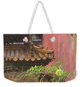 Secret Garden Weekender Tote Bag