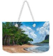 Secret Island Beach Weekender Tote Bag