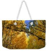 Autumn Secrets Weekender Tote Bag