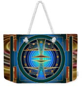 Secrets Of Mandala Time Weekender Tote Bag