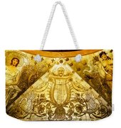Section Of Rotunda In Ponce De Leon Hall Weekender Tote Bag