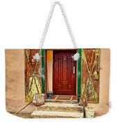 Secure Entrance Weekender Tote Bag