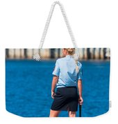 Security Weekender Tote Bag