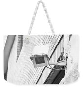 Security Camera Weekender Tote Bag
