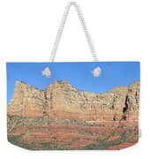 Sedona  Arizona  Mountain  Four Weekender Tote Bag