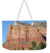 Sedona  Arizona  Mountain  Two Weekender Tote Bag