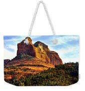 Sedona Arizona V Weekender Tote Bag