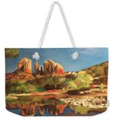 Sedona Cathedral Rock Weekender Tote Bag