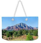 Sedona Mountains 15 Weekender Tote Bag