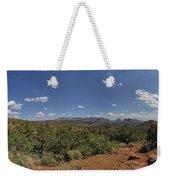Sedona Panorama In 5 Pictures Weekender Tote Bag