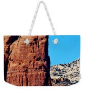 Sedona Rock Formation 030515a Weekender Tote Bag