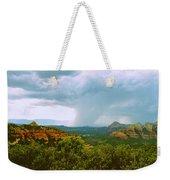Sedona Storm Weekender Tote Bag