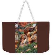 Sedona Stripes Weekender Tote Bag by Carol Groenen