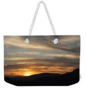 Sedona Sunset May 27 2013 G Weekender Tote Bag