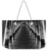 See Forever From Here Weekender Tote Bag by Heather Applegate