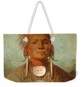 See Non Ty A An Iowa Medicine Man Weekender Tote Bag