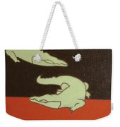 See You Later Alligator... Weekender Tote Bag