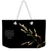 Seed Weekender Tote Bag