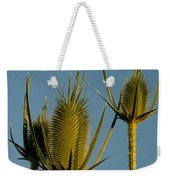 Seed Heads Reach For The Sky Weekender Tote Bag