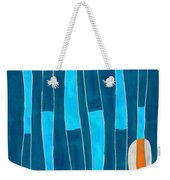 Seed Of Learning No. 5 Weekender Tote Bag by Carol Leigh