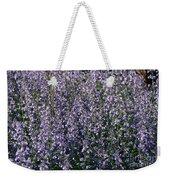 Seeing Lavender Weekender Tote Bag